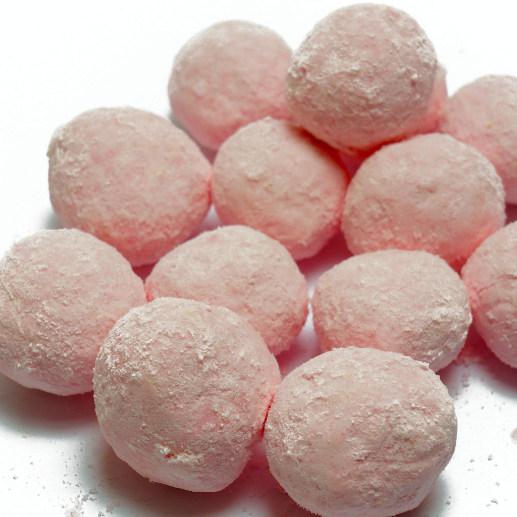 Strawberry Bon Bons - Burford Sweet Shop