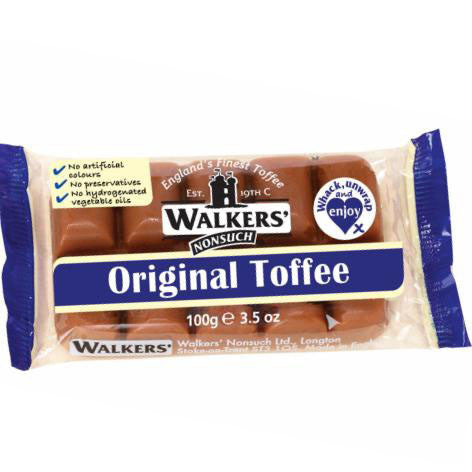 Walkers Original Toffee - Burford Sweet Shop