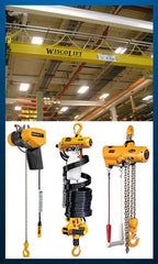 Overhead Cranes and Hoists