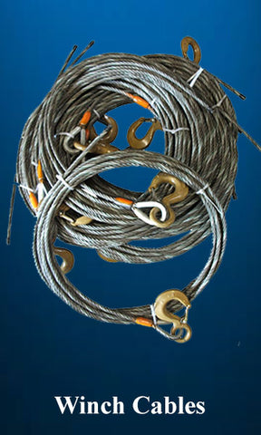 Marine Winch Cable