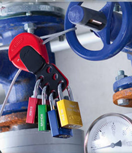 LOTO - Lock Out/Tag Out Devices