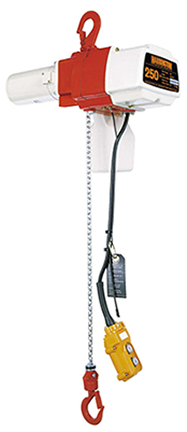 Electric Chain Hoist - Harrington Hoists