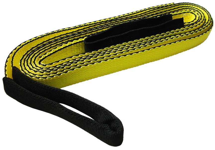 Recovery Straps for ATVs, UTVs and Snowmobiles