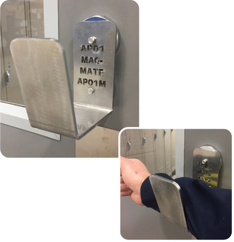 Hands-Free Arm Door Opener