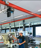 DeMag Electric Chain Hoist in use