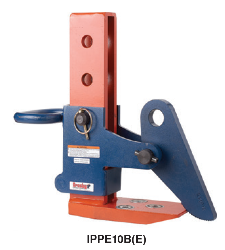 IPPE10B(E) Crosby Horizontal Plate Clamps