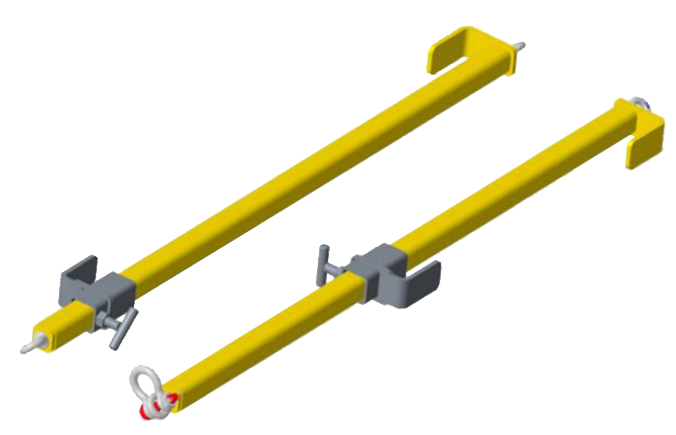 Pallet Lifting Bars | Lifting Beams | Spreader Beams