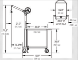 Ergonomic Lifting Device - Sky Hook 8570 Diagrams