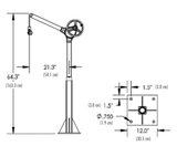 Industrial Lifting Device - Sky Hook Diagram