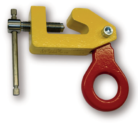 Lifting Clamps | Industrial Plate Clamps