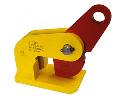 Horizontal Plate Clamp | Terrier Industrial Lifting Clamps