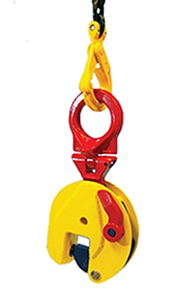 Vertical Lifting Clamps | Plate Clamps for Vertical Lifting