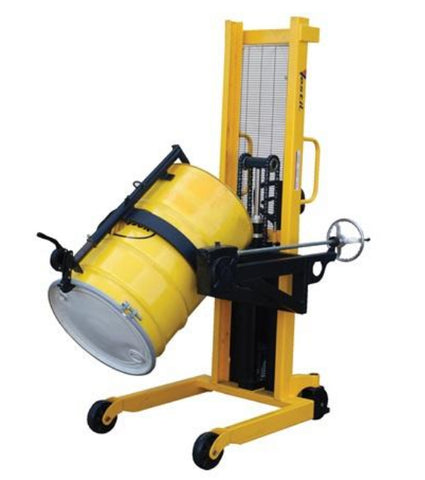 Drum Lifter, Rotator and Transporter