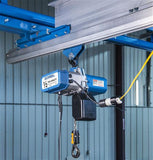 Electric Chain Hoist - Gorbel Hoists