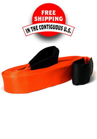 Free Shipping on Recovery Straps