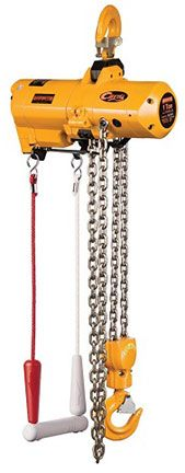 Harrington Hoists - Air Chain Hoist