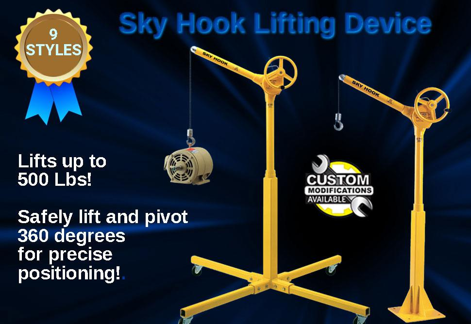 Vertical Plate Lifting Clamps