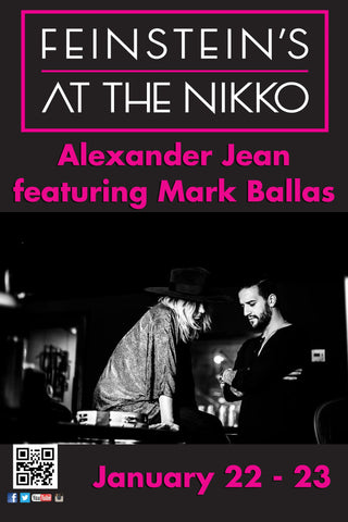Alexander Jean featuring Mark Ballas