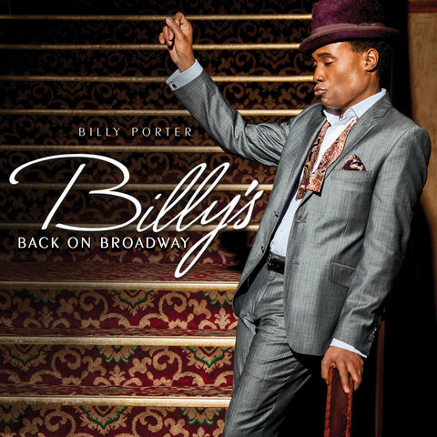 Billy Porter- Billy's Back On Broadway