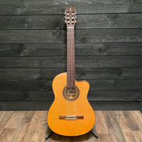 Alvarez CF6CE CADIZ Series Nylon-String Acoustic-Electric Guitar