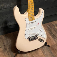 Fender USA Acoustasonic Stratocaster Acoustic Electric Guitar