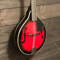 Stadium M-1 RDS Red A Style Mandolin