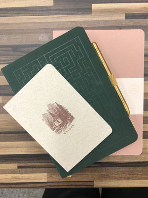 Notebooks for Travel