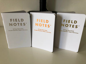 Field Notes Group 11