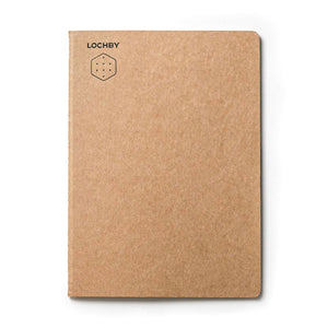 Lochby dot-grid notebook