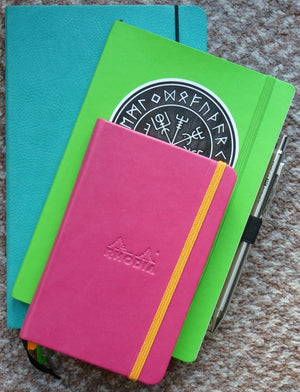 My writing notebooks (part 1)