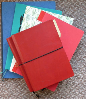 My writing notebooks (part 2)