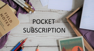 Pocket Subscription Box