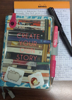 Life with a Hobonichi by Trisha McQueen Image 1