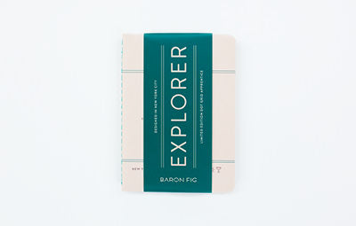 Baron Fig Pocket Notebook