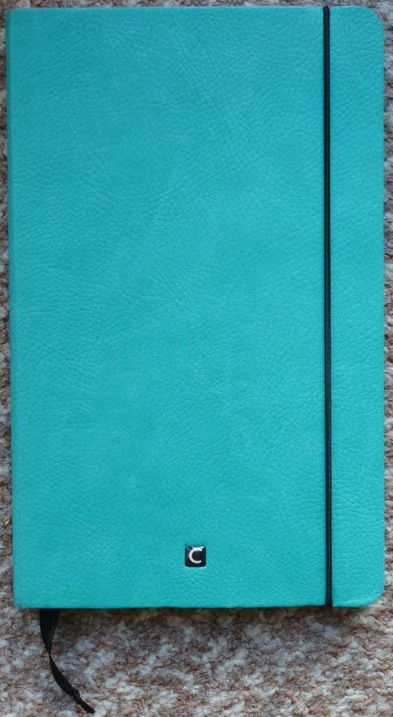 Ciak turquoise notebook