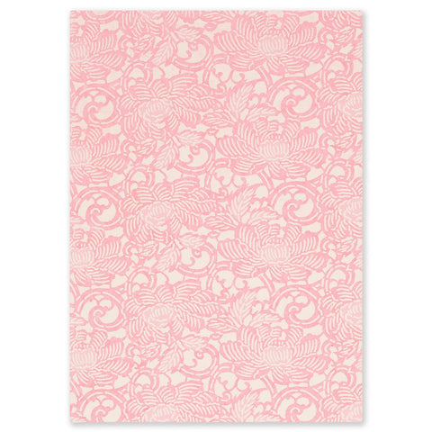 ESMIE Paperback Notebook Chalky Pink Anemone