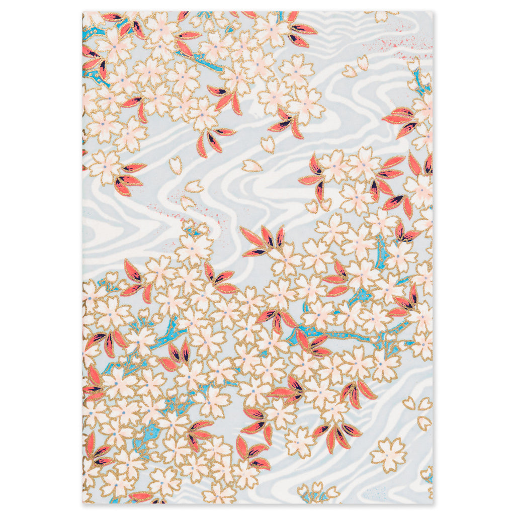 ESMIE Paperback Notebook Blossom in Water