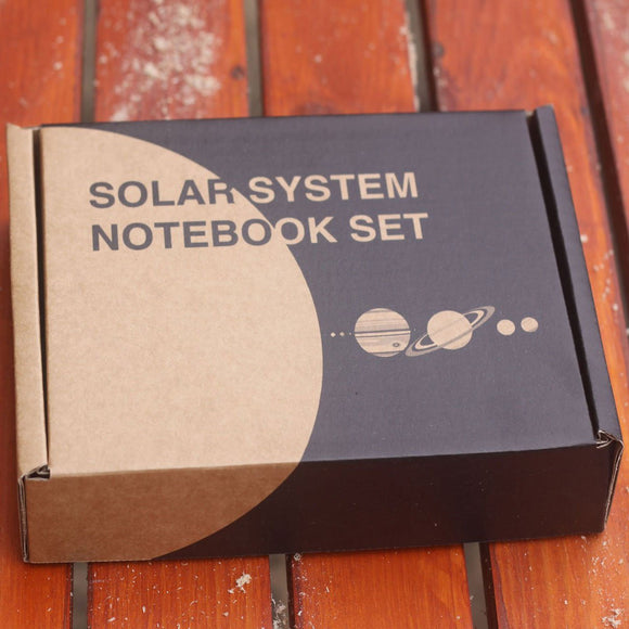 Back Pocket - Solar System Notebooks