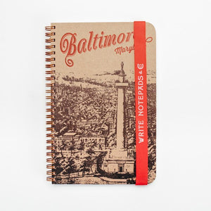 Write Notepads & Co - Baltimore