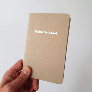 Berlin Notebook - Spectracular