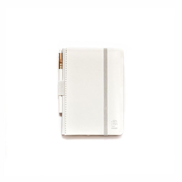 Blackwing Small Slate Notebook - Pearl Dot Grid