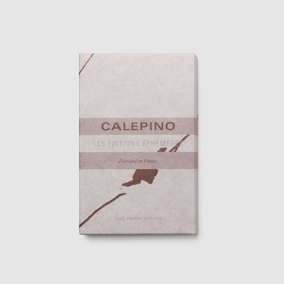 Calepino - Cut Form Crush