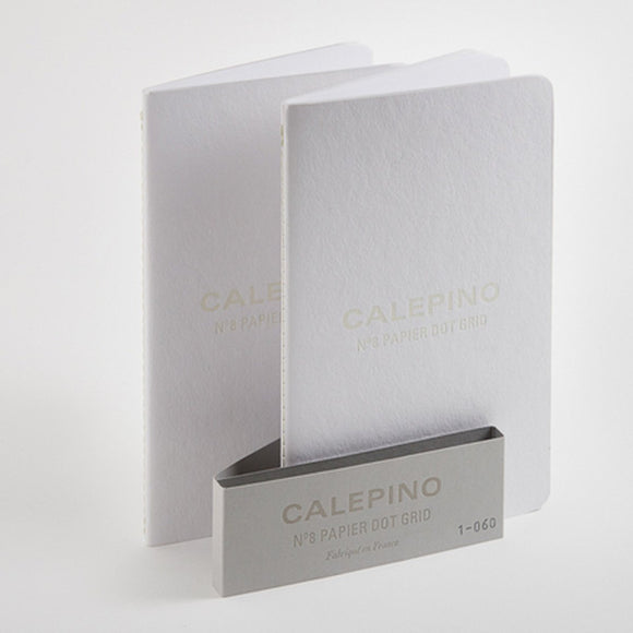 Calepino Large Dot Grid Notebook