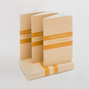 Calepino - Tasting Notebook