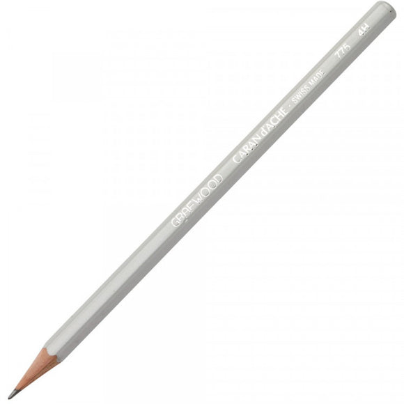Caran D'ache Grafwood Pencil 4H