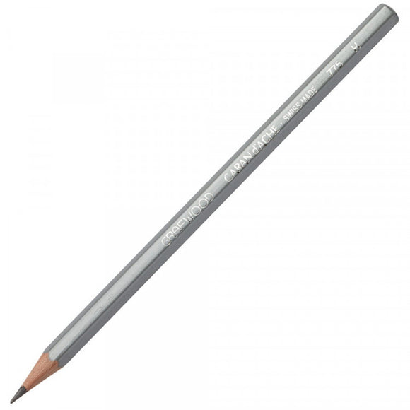 Caran D'ache Grafwood Pencil H