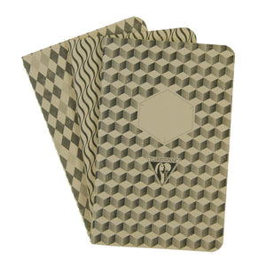 Clairefontaine Retro Nova Lined Pocket Notebook