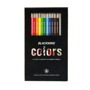 Blackwing Coloured Pencils