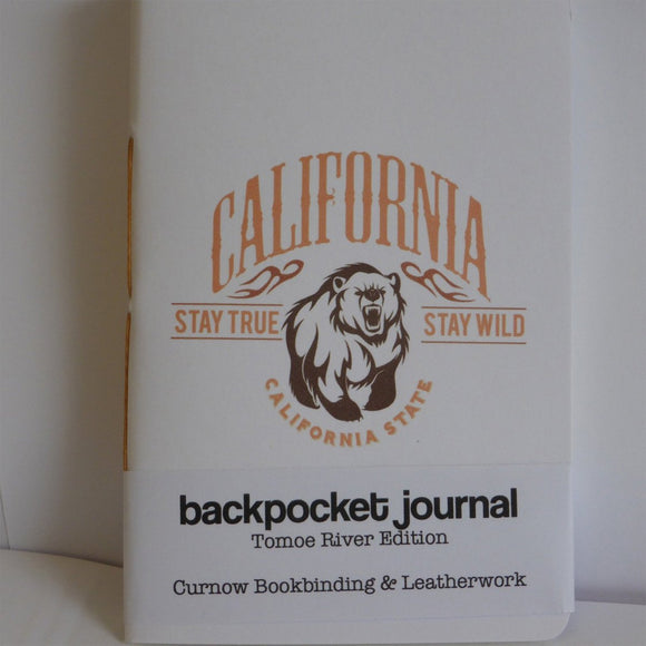 The California Tomoe River Journal