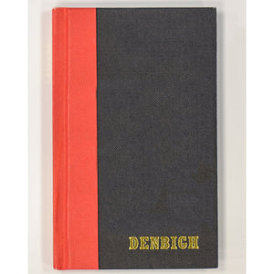 Denbigh Small Notebook